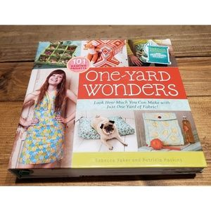Other - One Yard Wonders Rebecca Yaker Sowing Crafts